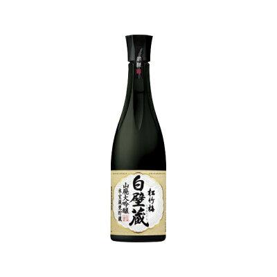 宝酒造 白壁蔵山廃大吟醸氷室蔵甕貯蔵640ML