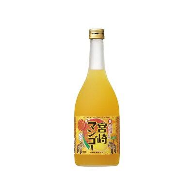 宝酒造 寶宮崎産マンゴーのお酒「宮崎マンゴー」720ML