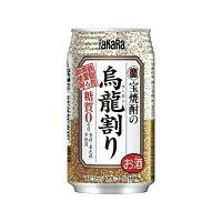 宝 宝焼酎の烏龍割り 缶 335ml