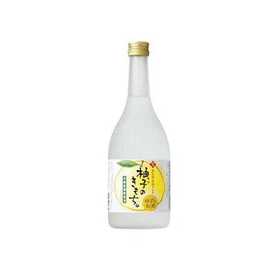 宝酒造 高知柚子のお酒「柚子のきもち。」720ML