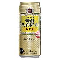 宝酒造 タカラ「焼酎ハイボール」レモン500MLA