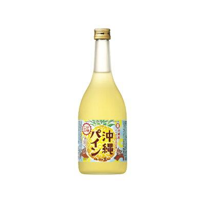 宝酒造 寶沖縄産パイナップルのお酒「沖縄パイン」720ML