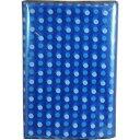 大和物産 水玉ポリ風呂敷透明 90×90 10P