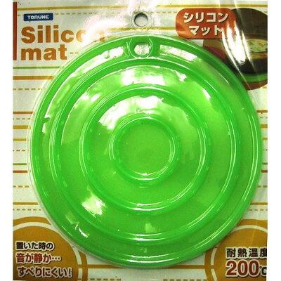 シリコンマット グリーン(1枚入)