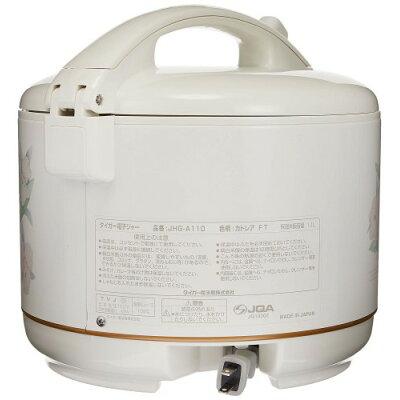 タイガー 電子ジャー 炊きたて 保温専用 6合 JHG-A110FT(1台入)