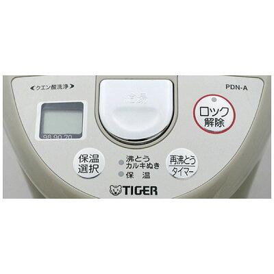 タイガー タイガーマイコン電動ポット 4.0L PDN-A400CU(1台入)