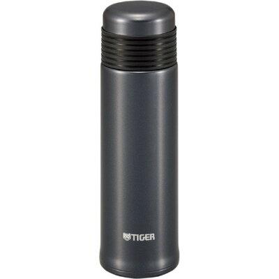 タイガー ステンレスボトル サハラスリム 0.4L メタリックブラック MSE-A040KM(1コ入)