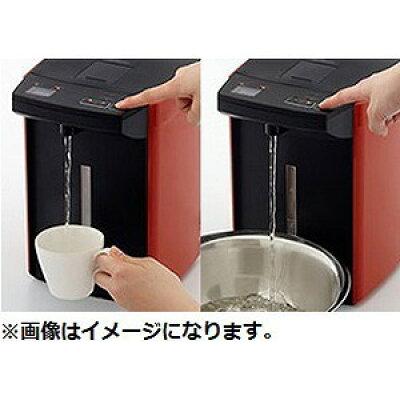 タイガー 蒸気レスVE電気まほうびん とく子さん ホワイト PIJ-A220W(1台)