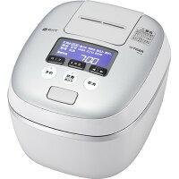 圧力IH炊飯ジャー 炊きたて 5.5合炊き ホワイトグレー JPC-A100WH(1台)