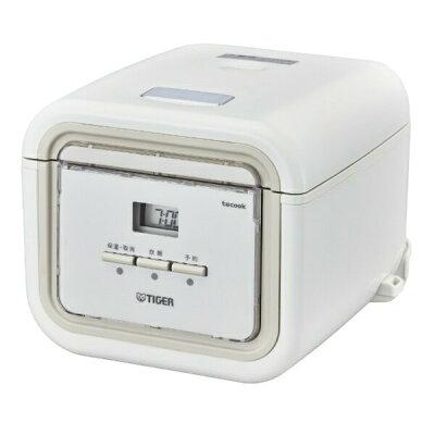 タイガー魔法瓶 炊きたて マイコン炊飯ジャー JAJ-G550(WN)