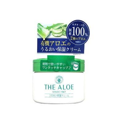 THE ALOE うるおい保湿クリーム(200g)