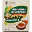 ユピテル食物繊維入りほうじ茶 8.3g×30袋