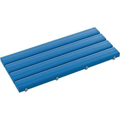 テラモト 抗菌安全スノコ 幅900×奥行400mm ブルー MR-910-011-3