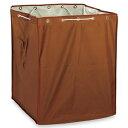 テラモト DS-232-330-4 BMダストカー袋 大袋E 茶 DS2323304
