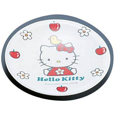 台和 メラミンお子様食器 ニューキティ 寿司皿 ギンガム RSS73