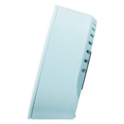 タニタ デジタル温湿度計 ブルー TT-585-BL(1個)