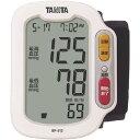 タニタ 手首式デジタル血圧計 ホワイト BP-213(1台)