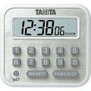 タニタ 長時間タイマー TD-375-WH ホワイト(1コ入)