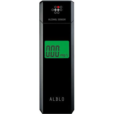 タニタ アルコールセンサー アルブロ HC-310 ブラック