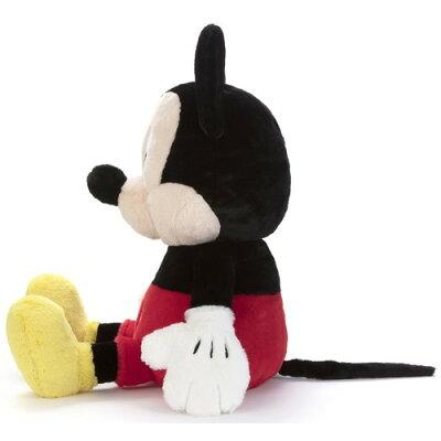 ディズニーキャラクター ふわなで ぬいぐるみ L ミッキーマウス(1コ入)