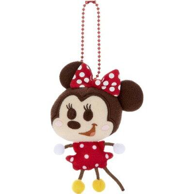 ディズニー キャラクタートイカンパニー クリーナー付マスコット ミニーマウス(1個)