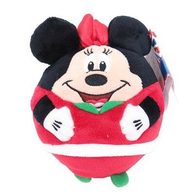 (ファウンドツー)ディズニーボールズ ミニークリスマス ぬいぐるみ 251887