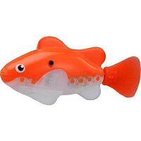 ロボフィッシュ 金魚 レッド