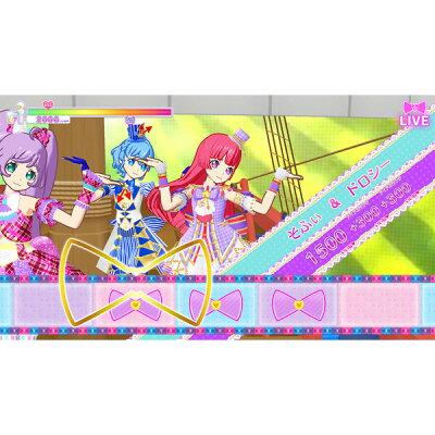 プリパラ オールアイドルパーフェクトステージ!/Switch/HACPALXCA/A 全年齢対象