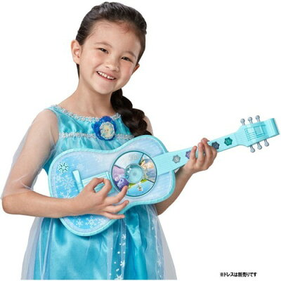 ディズニー アナと雪の女王 いっしょにうたおう♪ クリスタルギター(1個)