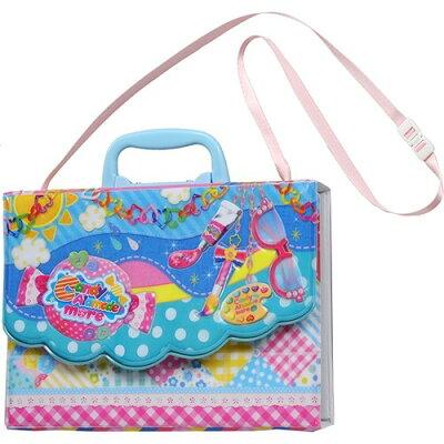 プリパラ オフィシャルファイルバッグ キャンディーアラモードモア(1セット)