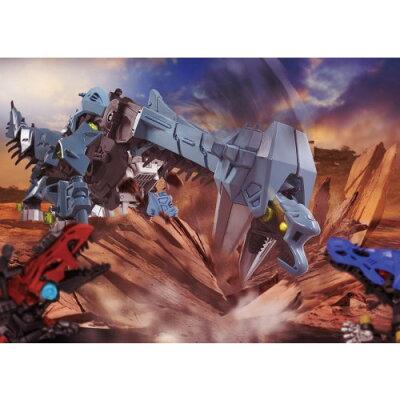 ZOIDS ゾイドワイルド ZW08 グラキオサウルス(1セット)