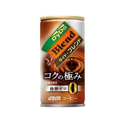 ダイドー ブレンド コクの極み 砂糖ゼロ 185g