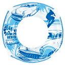浮き輪ブルービーチ 直径55cm 80530