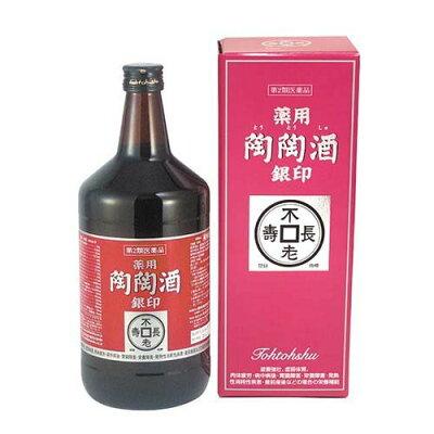 薬用陶陶酒 銀印(1000mL)