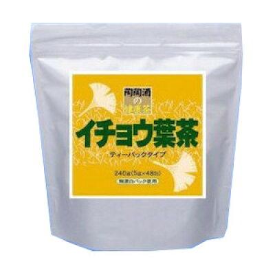 陶陶酒の健康茶 イチョウ葉茶 ティーバック(48包)