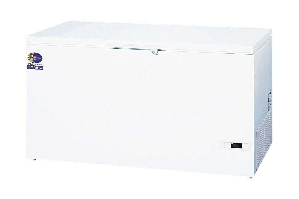 直送保証:メーカー保証付 ダイレイ低温チェストフリーザー型式:DF-400D寸法:幅1564mm 高さ848mm送料:無料 /(メーカーより/) 奥行698mm