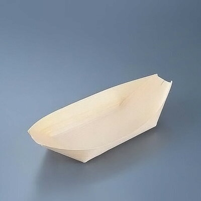 経木舟皿SP(1袋50枚入) 5006 6号