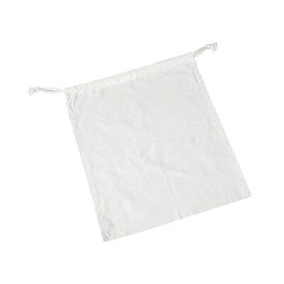 遠藤商事 天竺さらし だしこし袋 綿100% 大 BDS1201