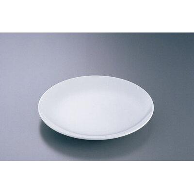 CW-6 ホワイト 9.0リム無丸皿