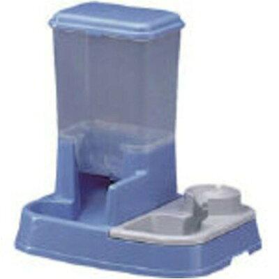 IRIS ペット用自動給餌器 ライトブルー
