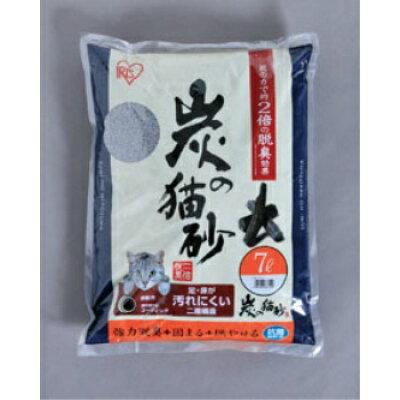 アイリスオーヤマ 炭の猫砂 SNS-70(7L)