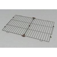 アイリスオーヤマ 犬猫用ゲージ コンビネーションサークル用パーツ 屋根 大 P-CS-930Y ブラウン