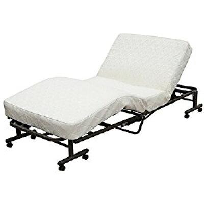 アイリスオーヤマ 折りたたみコイル電動ベッド OTB-CDN