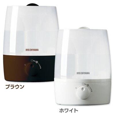 アイリスオーヤマ 超音波式加湿器 UHM-300U-W ホワイト