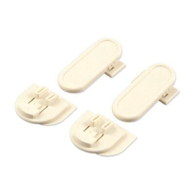 セーフティロック 冷蔵庫用 No.5154(2コ入)