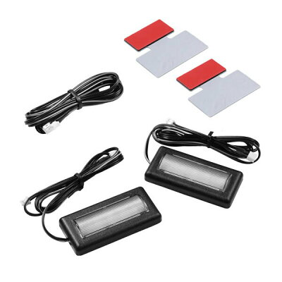 (フットライト・後席用)LEDコントロールユニット専用LED(青) EK270