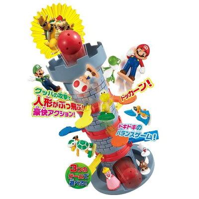 スーパーマリオ ぶっ飛び!タワーゲーム(1コ入)