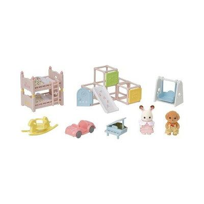 シルバニアファミリー にこにこ赤ちゃん家具セット セ-193(1セット)