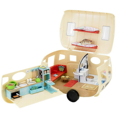 UK シルバニアファミリー キャンピングカー おもちゃ エポック社CP-SF