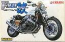 青島文化教材社 1/12ネイキッドバイクNo.39 ヤマハV-MAX改アクティブ仕様